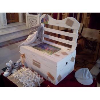 Κουτί Βάπτισης Αγόρι